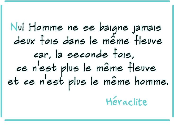 Héraclite