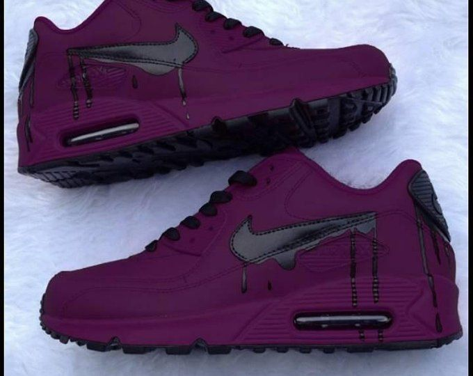 Royal Maroon air max 90 | Sneakers, Dream shoes, Shoes