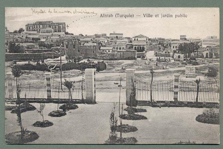 Aintab, Gaziantep - Turkey