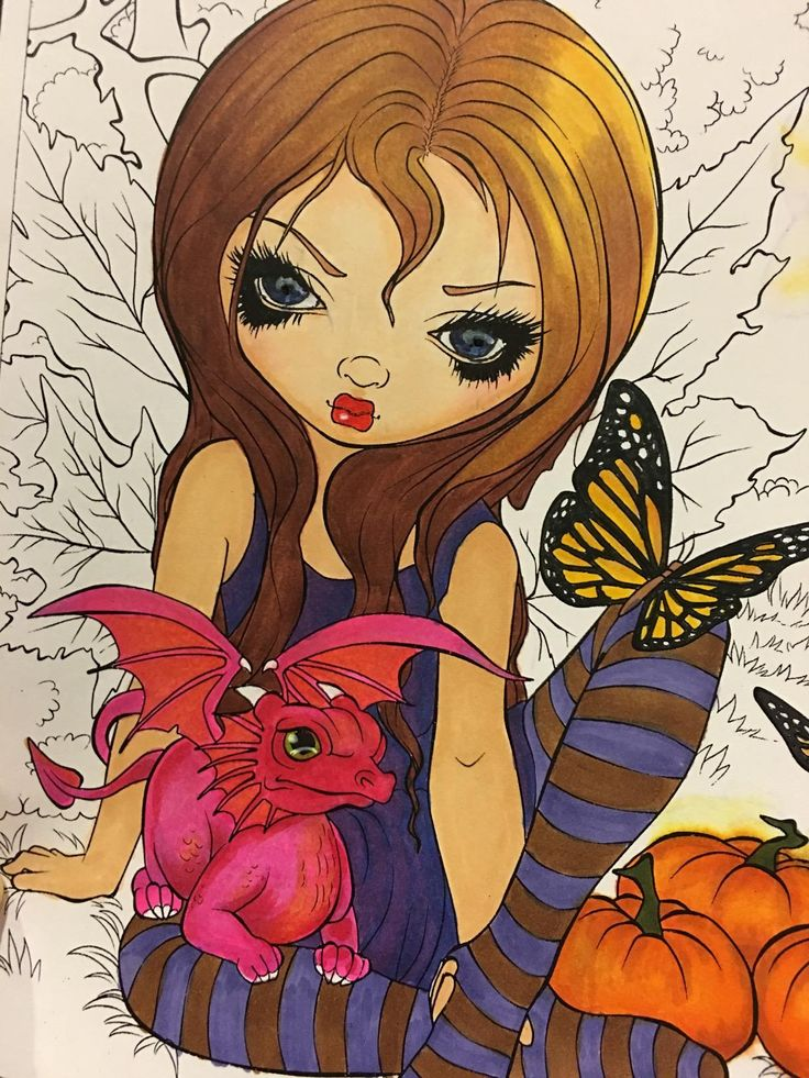 497 Best Images About Coloring Books Colored On Pinterest