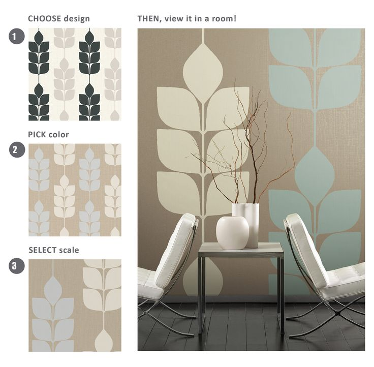 iDesign by MDC, a revolutionary approuch to custom wallcoverings. We're ready when you are!!