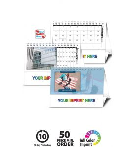 Product: 1CUST201 Your Name Here, Desk 2018 Calendar Your Name Here Desktop Calendars are the ultimate in personalization! Create a unique, individually personalized calendar for your customers or employees. Their name appears in each monthly image! Choose from 11 themes. Features your own full color imprint on each month. Norwood Publishing / 5210