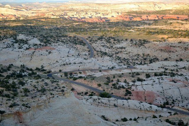 USA boondocks Worth To Be Visited: Utah's Scenic Byway 12
