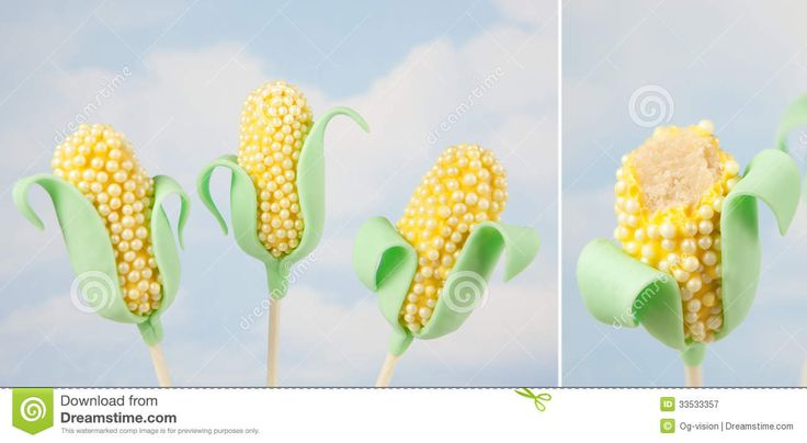 Corn Cake Pops - Download From Over 36 Million High Quality Stock Photos, Images, Vectors. Sign up for FREE today. Image: 33533357