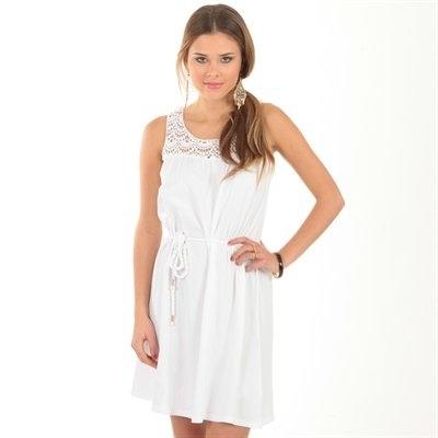 Pimkie.fr : La petite robe de l'été légère, féminine et qui offre de multiples possibilité d'associations mode c'est elle !