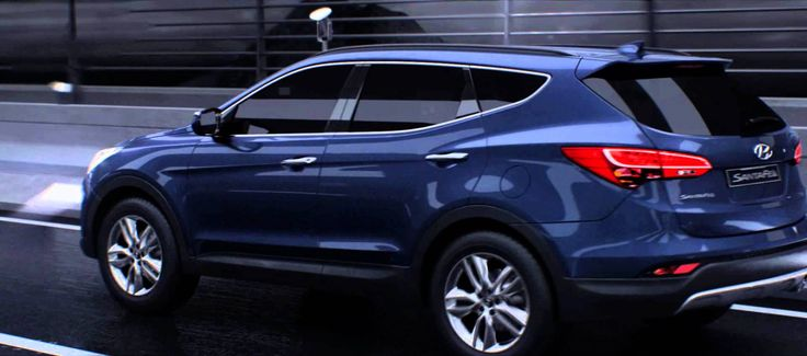 Noul Hyundai Santa Fe - Design