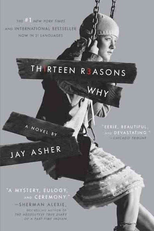 Thirteen Reasons Why by Jay Asher | 26 Contemporary Books That Should Be Taught In High School
