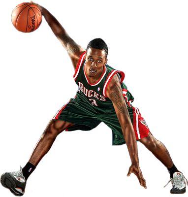 Brandon Jennings / Detroit Piston