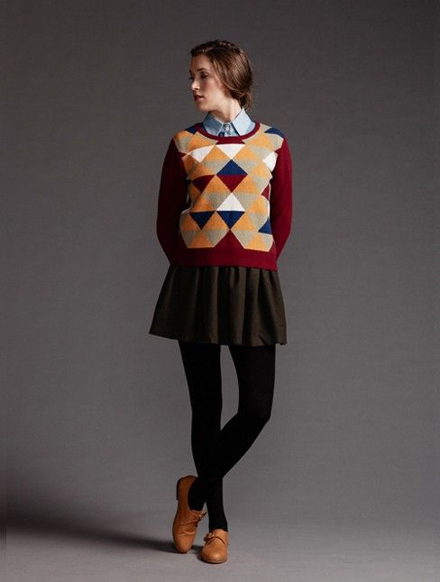whats your tale, nightingale? - handsom ~ a/w2013