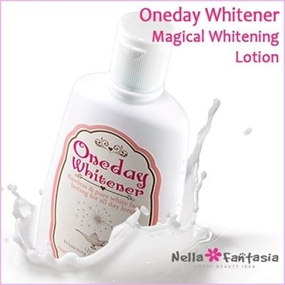 [Nella Fantasia] ★Big Sale★ ⓐ Oneday Whitener Magical Whitening Lotion 40ml / 120ml / Quick Whitening + Brightening / CC Cream