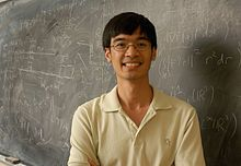 Terence Tao - Australian born genius mathematician