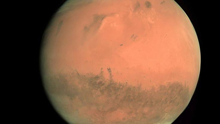 Wetterbericht Mars
