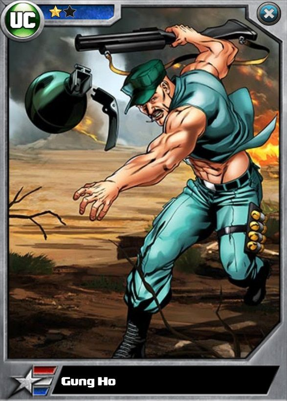 Gung Ho UC1 - G.I. Joe: Battleground Wiki - Wikia