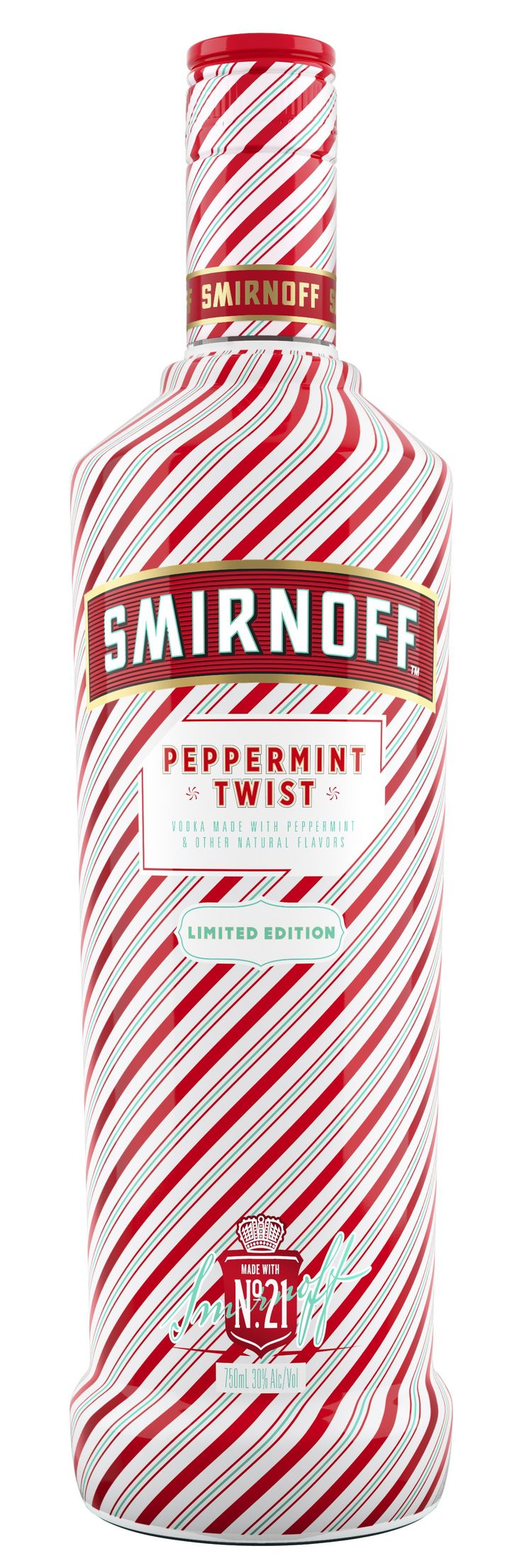 SMIRNOFF Peppermint Twist Cocktail Recipes