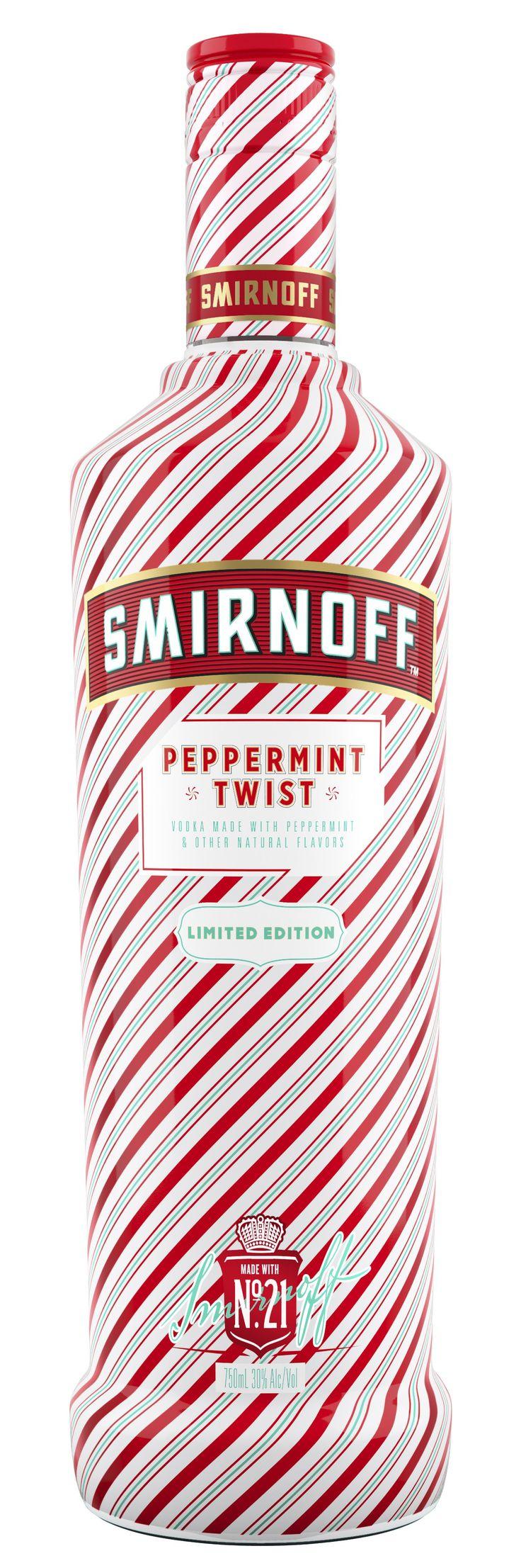 SMIRNOFF Peppermint Twist Cocktail Recipes