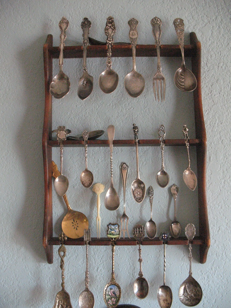 12 Best Images About Spoon Collection Display On Pinterest