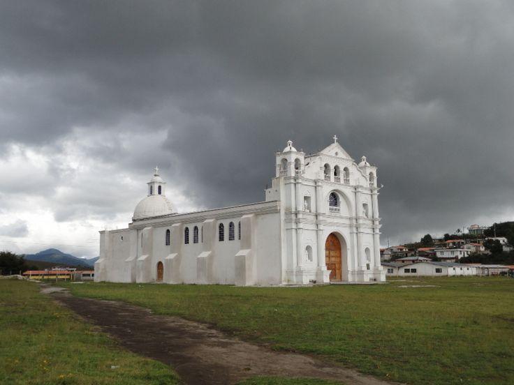 iglesia catolica de santa catarina ixtahuacan