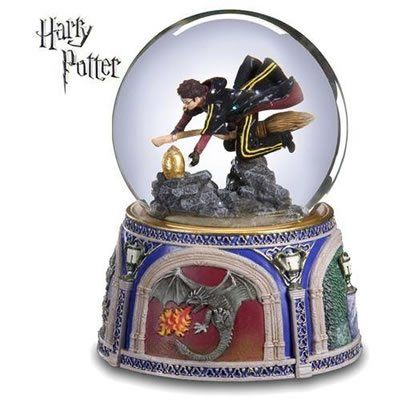 Magical Harry Potter Snow Globes - Find Unique Gifts