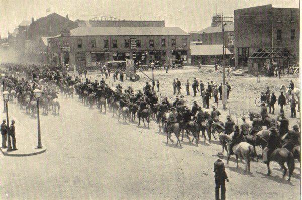 Boer War commando