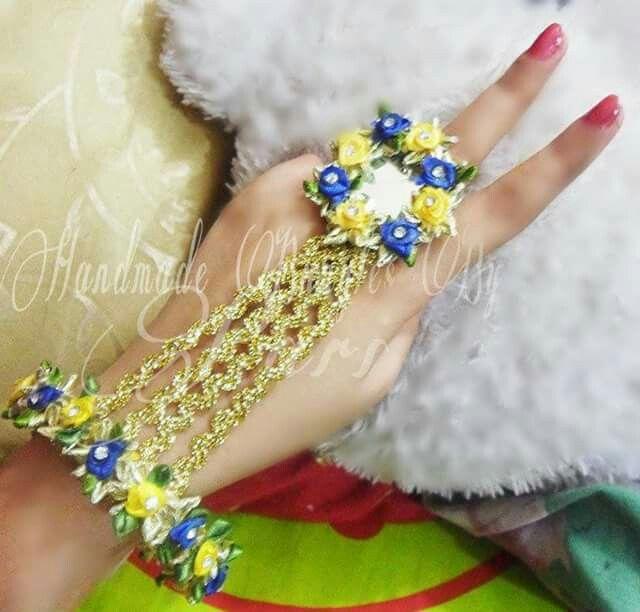 Mehndi Flower Jewelry : Best mehndi jewellery images on pinterest mehendi