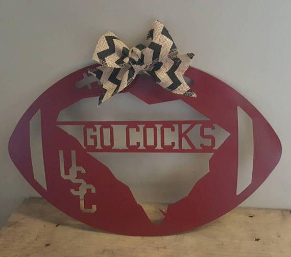 Check out this item in my Etsy shop https://www.etsy.com/listing/556386787/usc-gamecocks-university-of-south