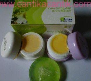 Cream Anisa, solusi efektif untuk kulit wajah yang putih, bersih, cerah dan bebas jerawat. **Selengkapnya: http://c-cantik.me/fj **Order Cepat: http://m.me/cantikacantik.id  KONTAK KAMI DI - PIN BBM 2A8FB6B4 - SMS / WA 081220616123 Untuk Fast Response
