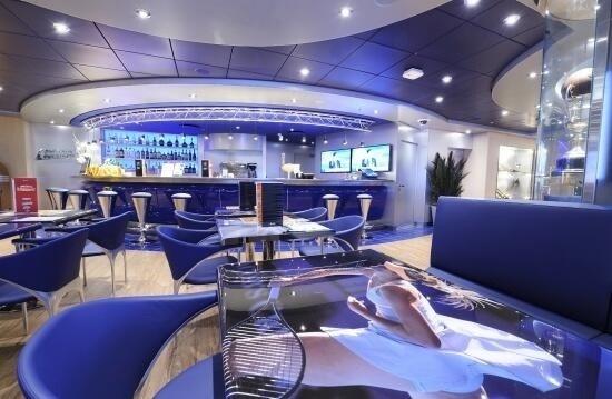 #MSCPreziosa, Sports Bar & Bowling Diner