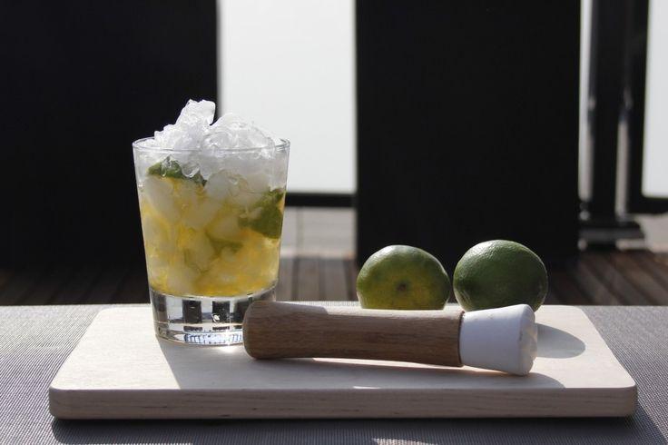 Caipirinha 43 cocktailrecept - Cocktailicious.nl