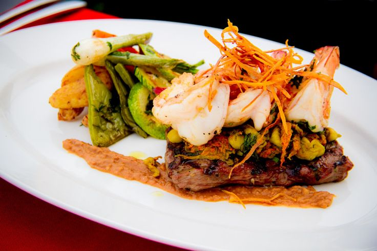 Steak and shrimp, Surf and turf and Mexican style on Pinterest