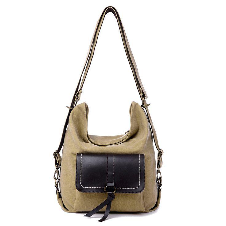 $45.80 (Buy here: https://alitems.com/g/1e8d114494ebda23ff8b16525dc3e8/?i=5&ulp=https%3A%2F%2Fwww.aliexpress.com%2Fitem%2FThe-New-Europe-Postman-Fashion-Shoulder-Bag-Diagonal-Retro-Canvas-Bag-Bag-Bag-Wholesale-Trade-Leisure%2F32716436998.html ) Hot Canvas Handbags For School Student Girls Stylish Fashion Women Vintage Satchel Rucksack Women Shoulder Bags multifunction for just $45.80