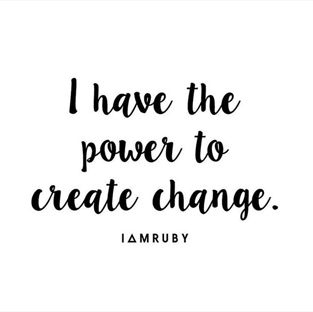 17 Positive Affirmations That'll Change the Way You Think Pinned by ZenSocialKarma