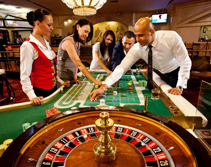 casinos security guards