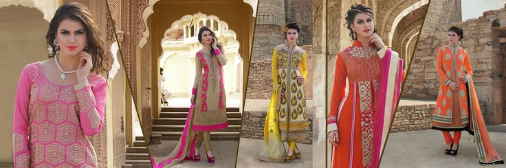 Women's clothing is always an interesting part for womens. They are smart, clean-lined, adjustable, and can easily wear anywhere.Womens suits are probably the easiest and smartest style of #formal wear and are easily available and it can also be worn for the occasion wear. In today life girls usually purchase formal wear for office like #salwar #suits and it's the perfect for #casual wear as well as formal wear. http://www.ebazar.ninja/browse/women-suits