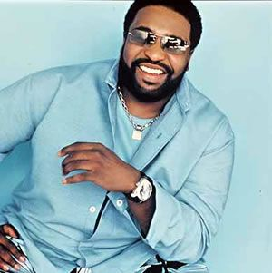 Gerald Levert (R.I.P.) ~ sadly another lost to the 'Heavenly Choir' but oh my, how this man could SANG!