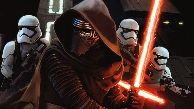 How the Lightsabers In The Force Awakens Finally Realized George Lucas' Original Vision