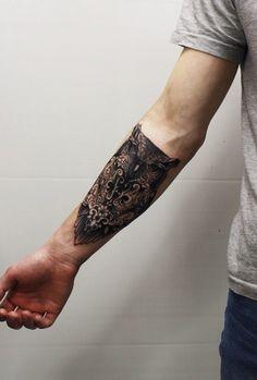 Татуировки на предплечье   811 фотографий