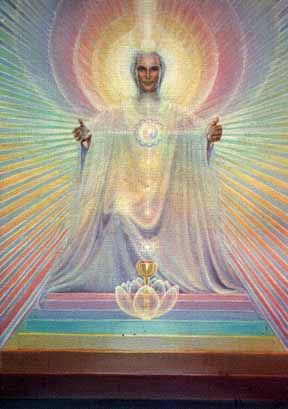 Archangel Metaatron | metatron from greek meta tron meaning beyond matrix metatron is an ...