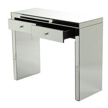 Glass Valencia Console Table