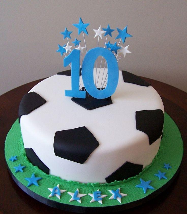 Sanella Geburtstagskuchen: Die Besten 25+ Fußballtorte Ideen Nur Auf Pinterest