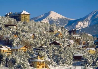 Font Romeu - Station de ski