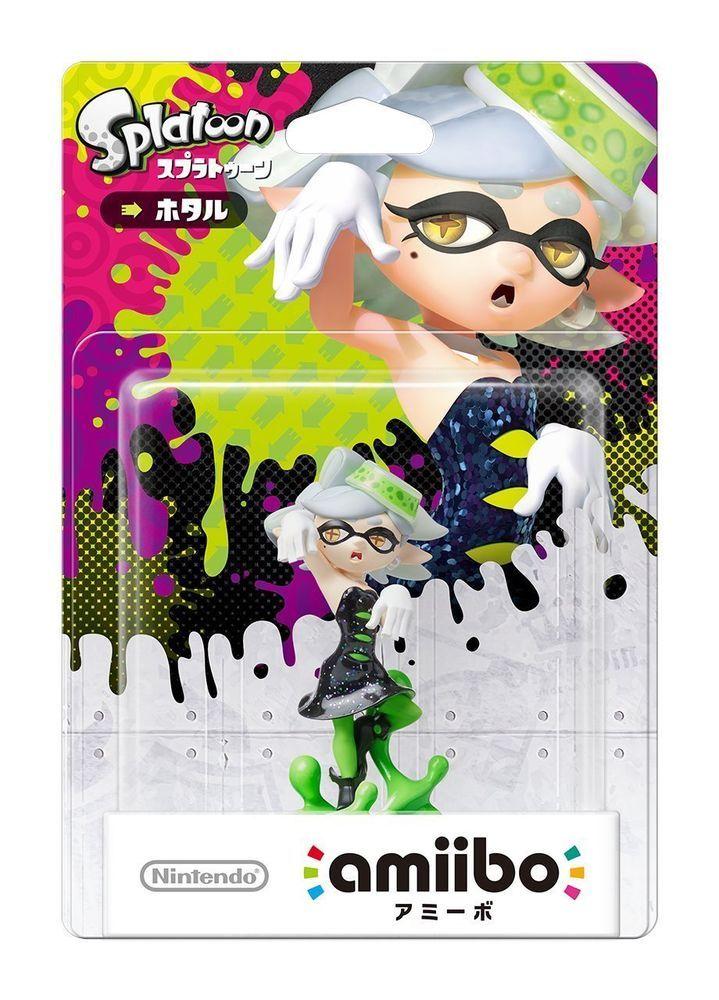 Nintendo amiibo Splatoon Squid Sisters Hotaru Marie 3DS Wii U Switch Figure F/S #Nintendo