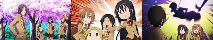 Seitokai Yakuindomo S2 VOSTFR - Animes-Mangas-DDL.com