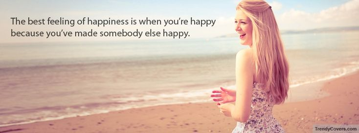 Happiness Facebook Cover | Facebook Covered | Pinterest