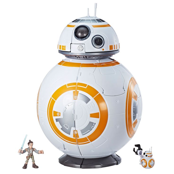 Press Release: Hasbro Star Wars Galactic Heroes BB-8 Adventure Base | Jedi Temple Archives