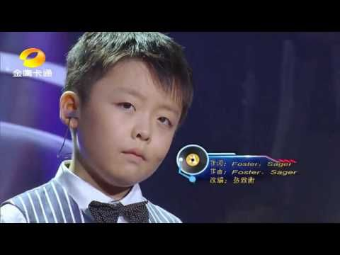 The video collection of Jeffrey Li(新声代李成宇视频大合集)-Listen to the sound of this child prodigy - YouTube