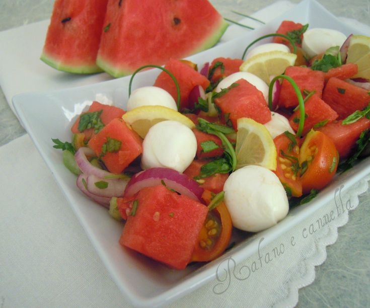 Insalata+di+anguria