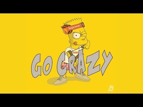 Lil Pump type beat   Trap Instrumental - Go Crazy (BaysFynest Beatz) - YouTube