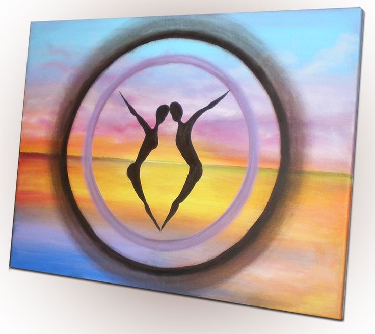 Ručne maľovaný obraz, olejomaľba na plátne
