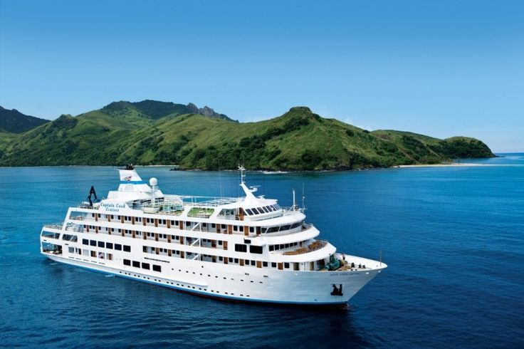Northern Fiji Discovery cruises in 2014