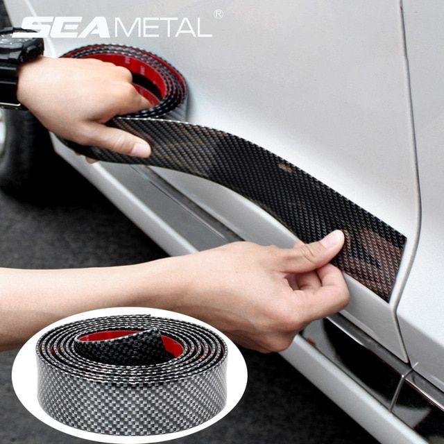Real Carbon Fiber Start Button Ring Trim Sticker Special For BMW 3 Series E90 CC